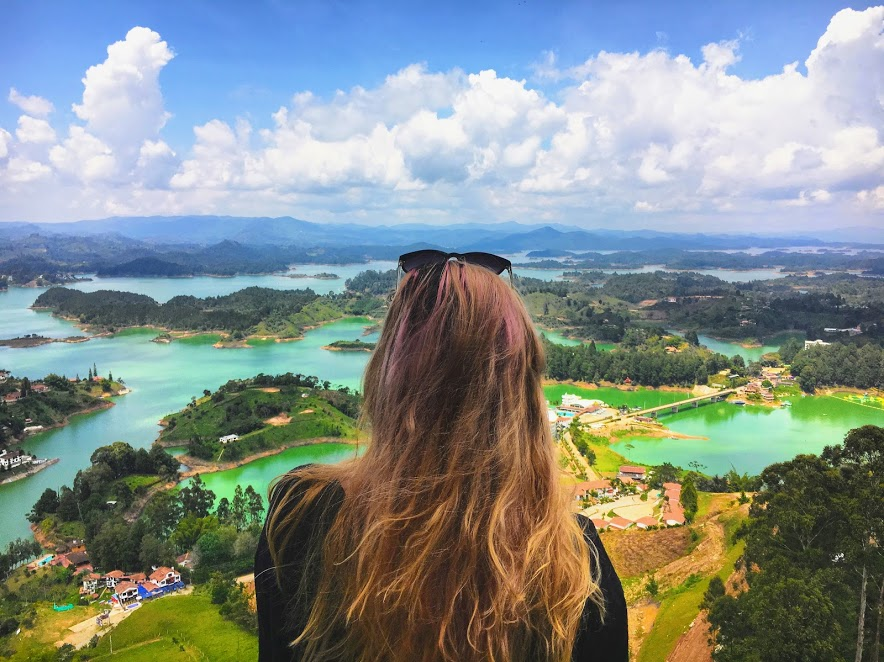 Medellin day trip to Guatape