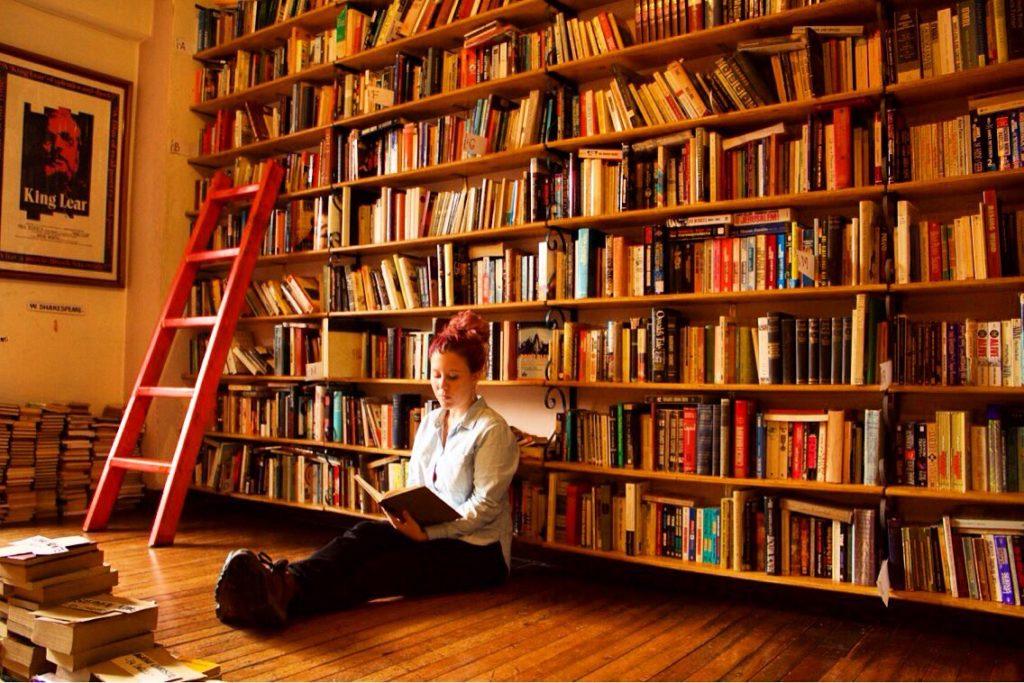book store in Bogota
