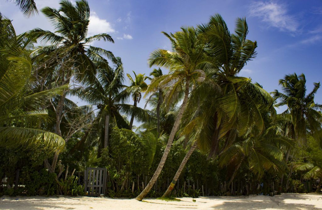 San Luis Beach on San Andres Island