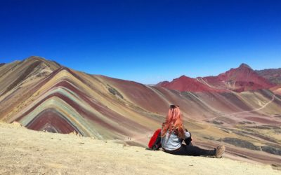 Mount Vinicunca – Peru's Rainbow Mountain