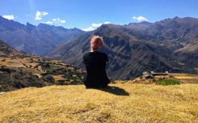 Hike to Huchuy Qosqo on the Imperial Incan Trail