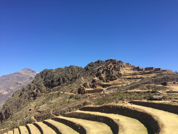 How to Visit the Ruins & Market in Pisac, Peru (Without a Tour)