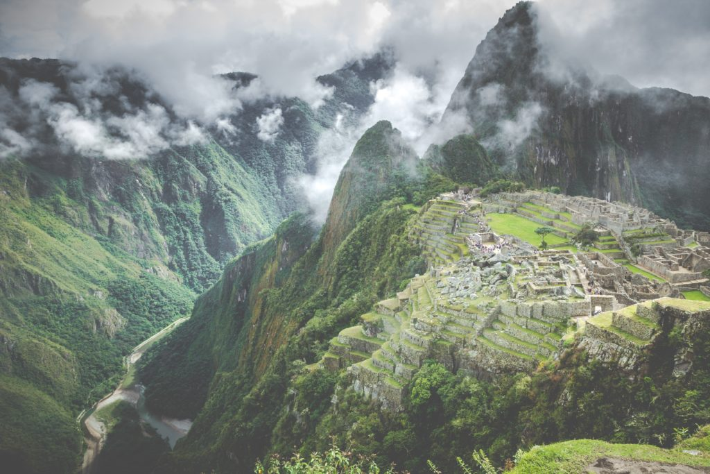 Peru is a cheap travel destination for backpackers