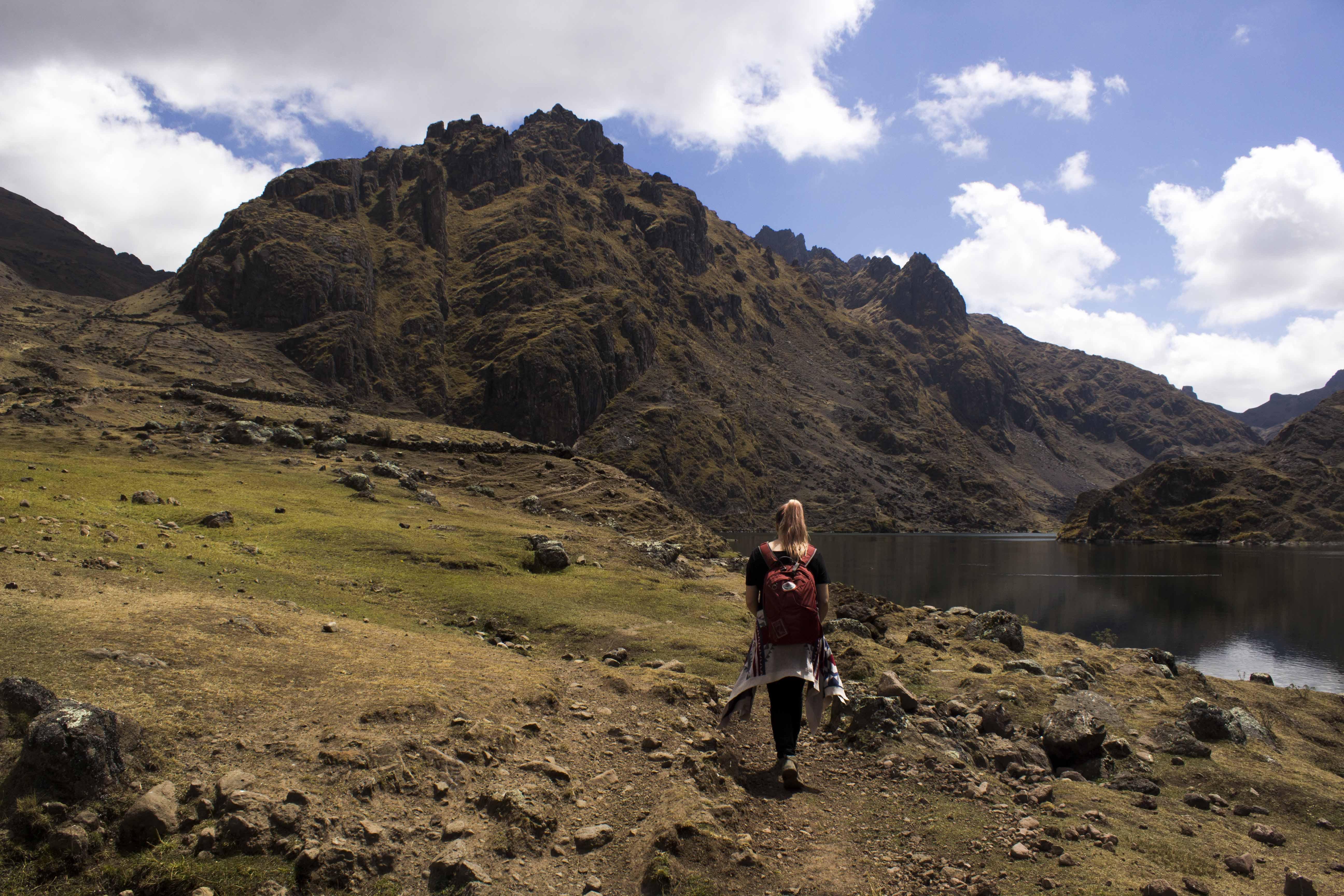 Kinsa Cocha hike