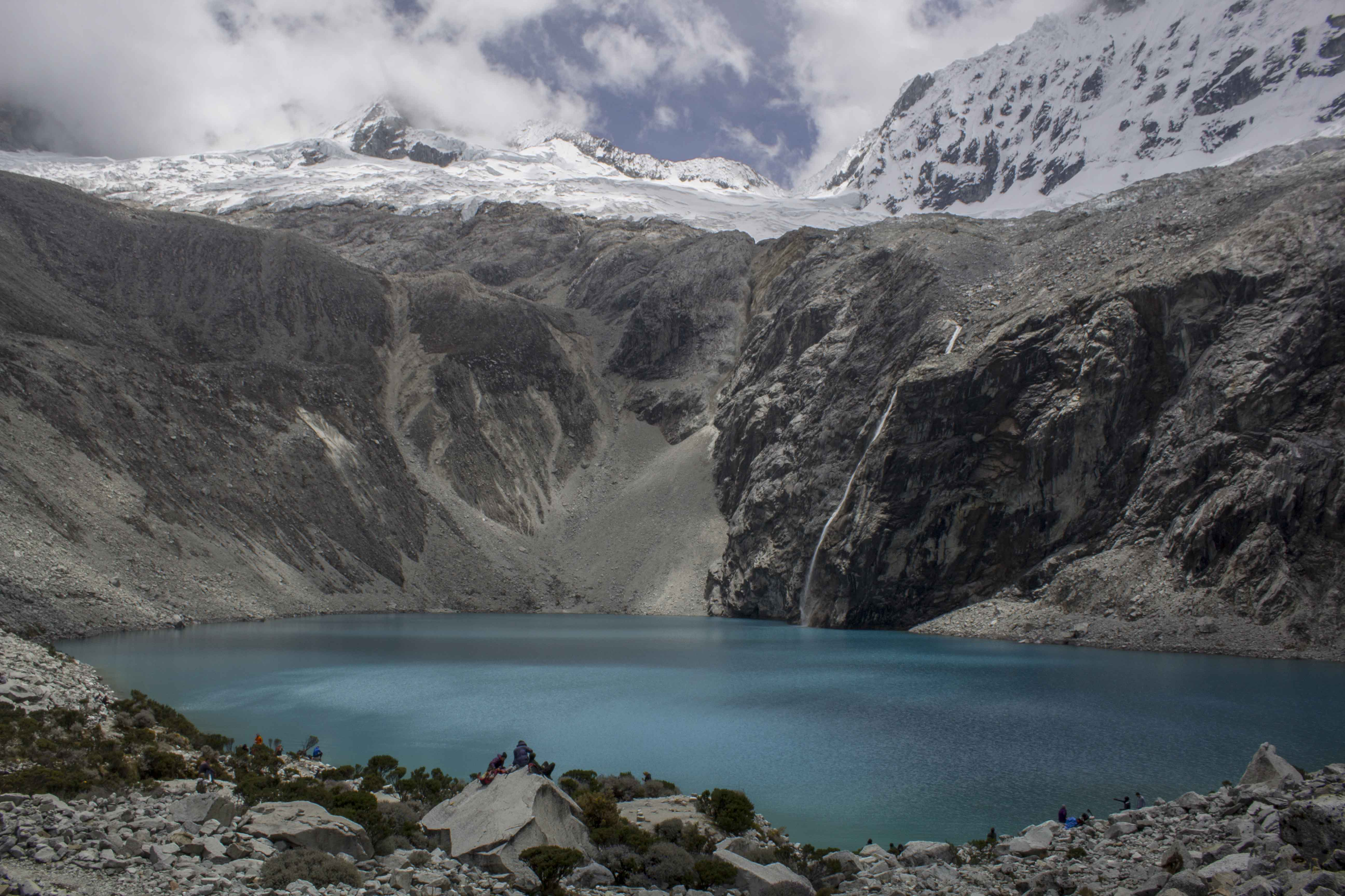 Laguna 69 in Northern Peru
