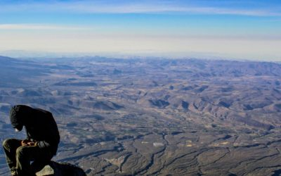 In Photos: The 19,000 ft. Climb Up Misti Volcano