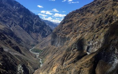 Hiking Colca Canyon: The World's Second Deepest Canyon