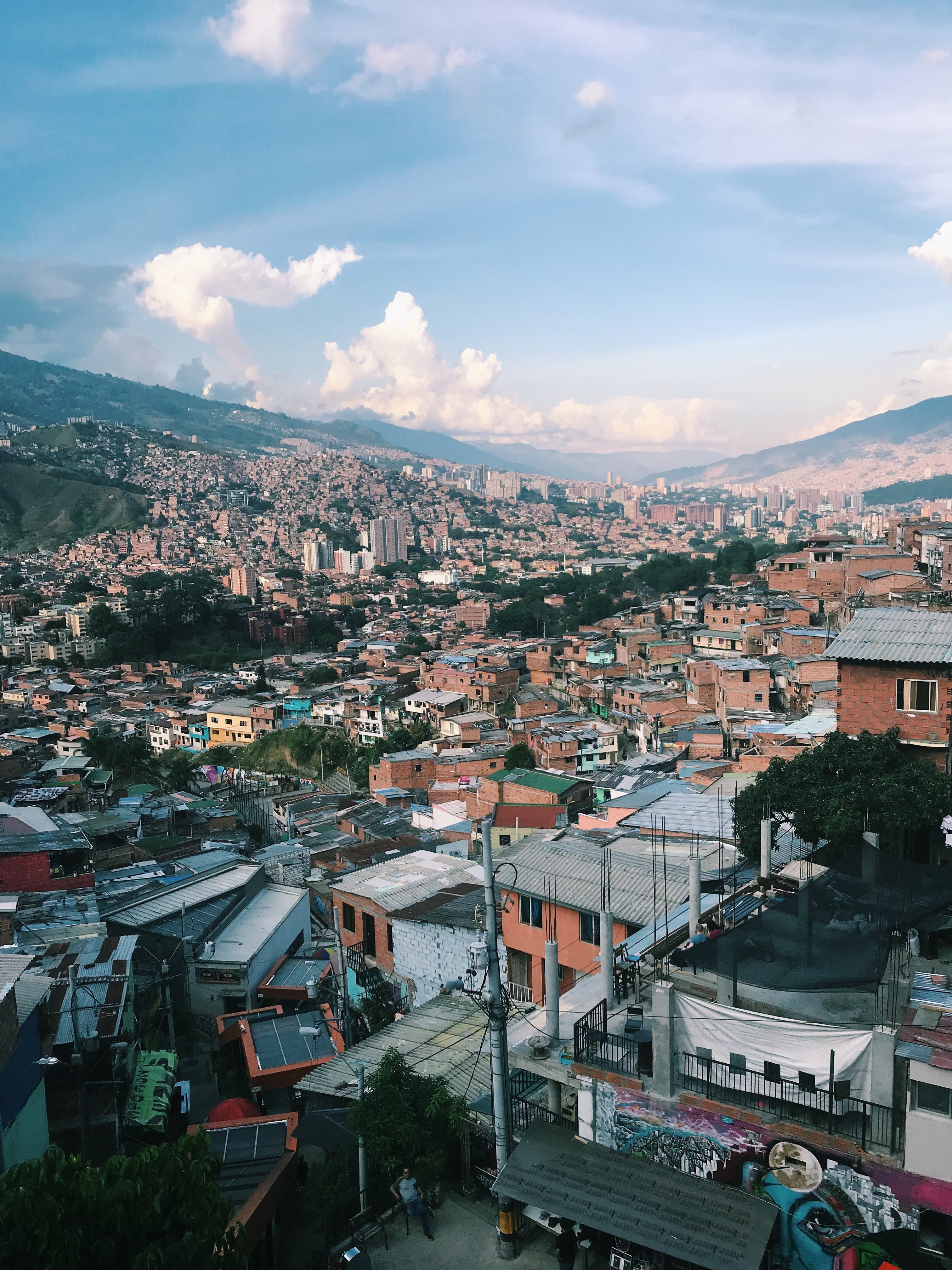 houses in Medellin, Colombia