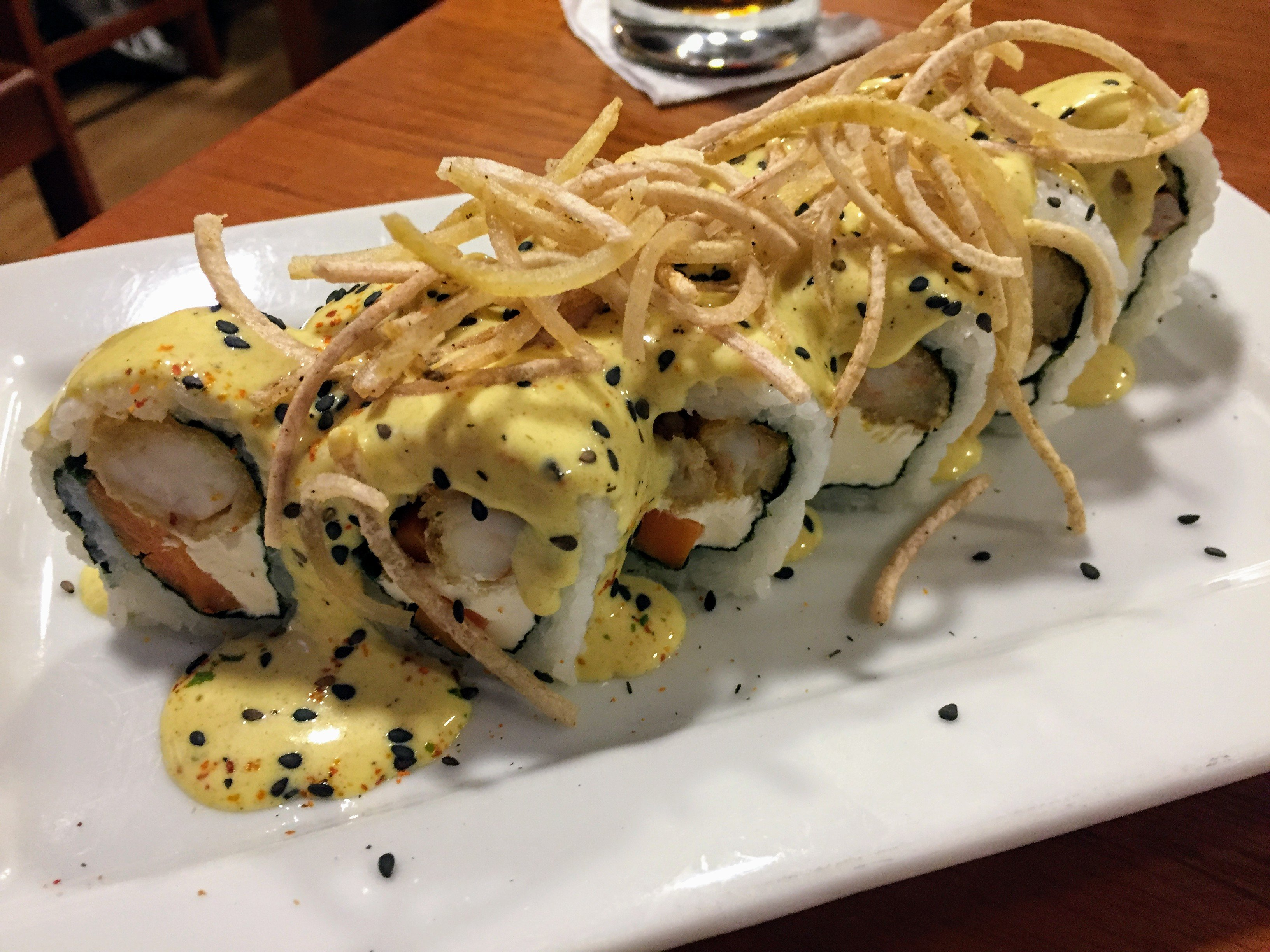 sushi restaurants in Surco