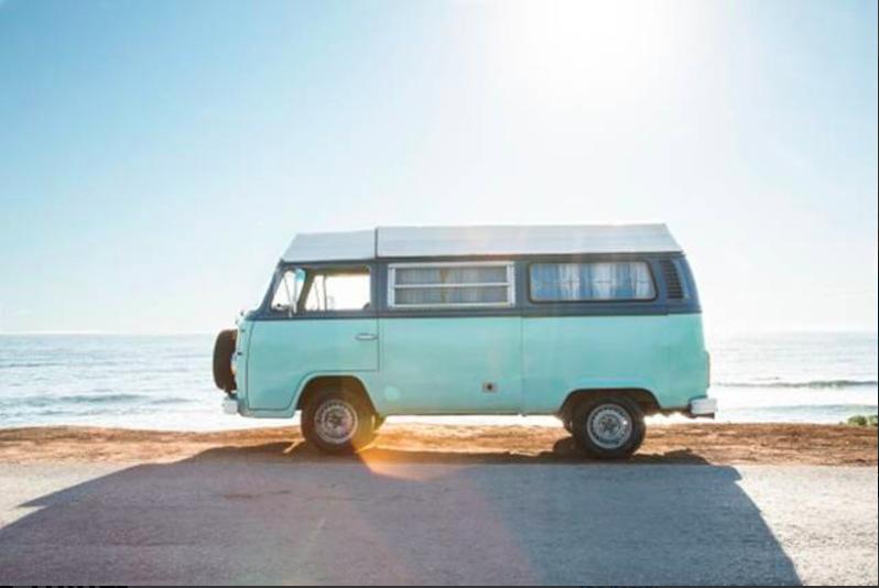 The Kombi Experience Van to explore Mexico's Riviera Maya