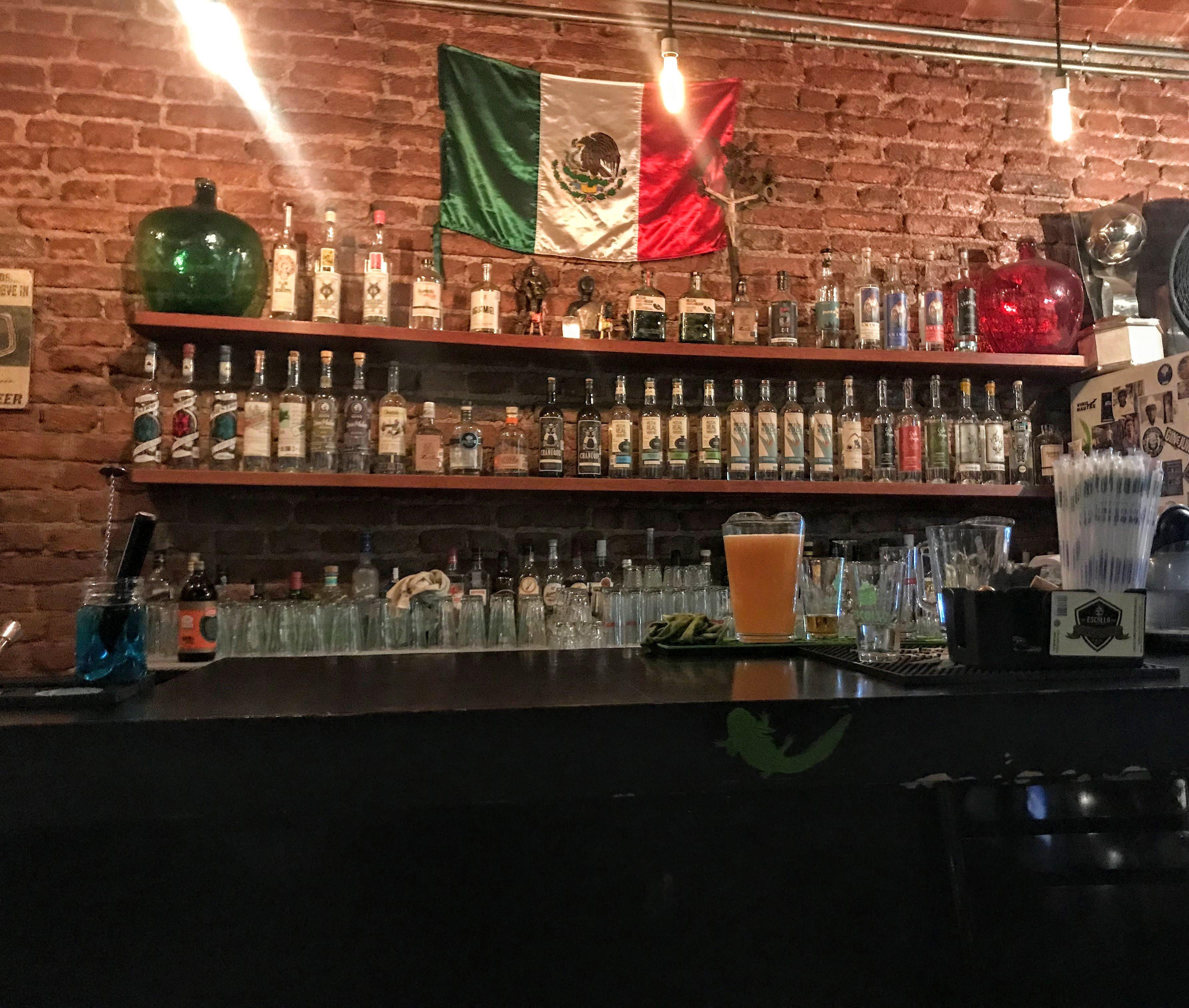 Escollo Brewery in Mexico City