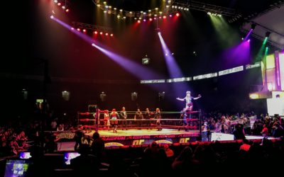 The Colorful and Crazy World of Wrestling in Mexico City