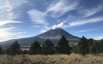How to Hike in Izta-Popo National Park & See Active Volcanos