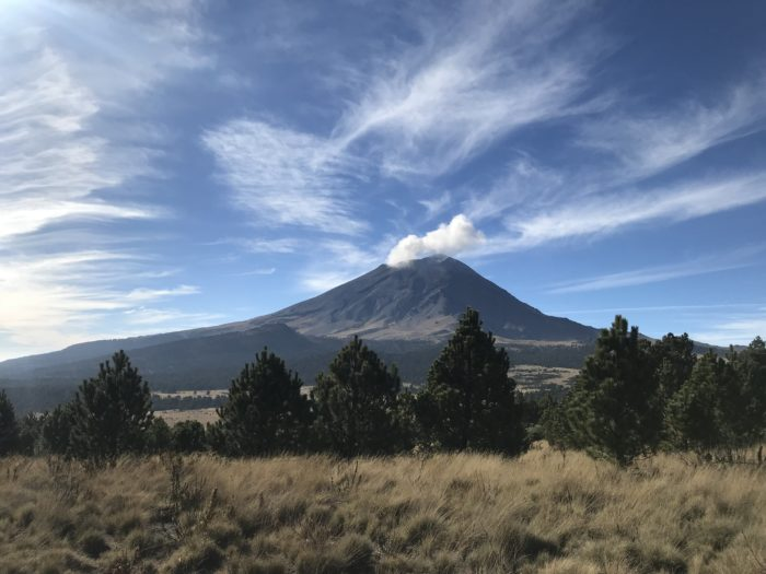How to Hike in Izta-Popo National Park & See Active Volcanoes