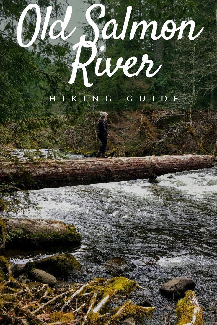 Old Salmon River Pinterest pin