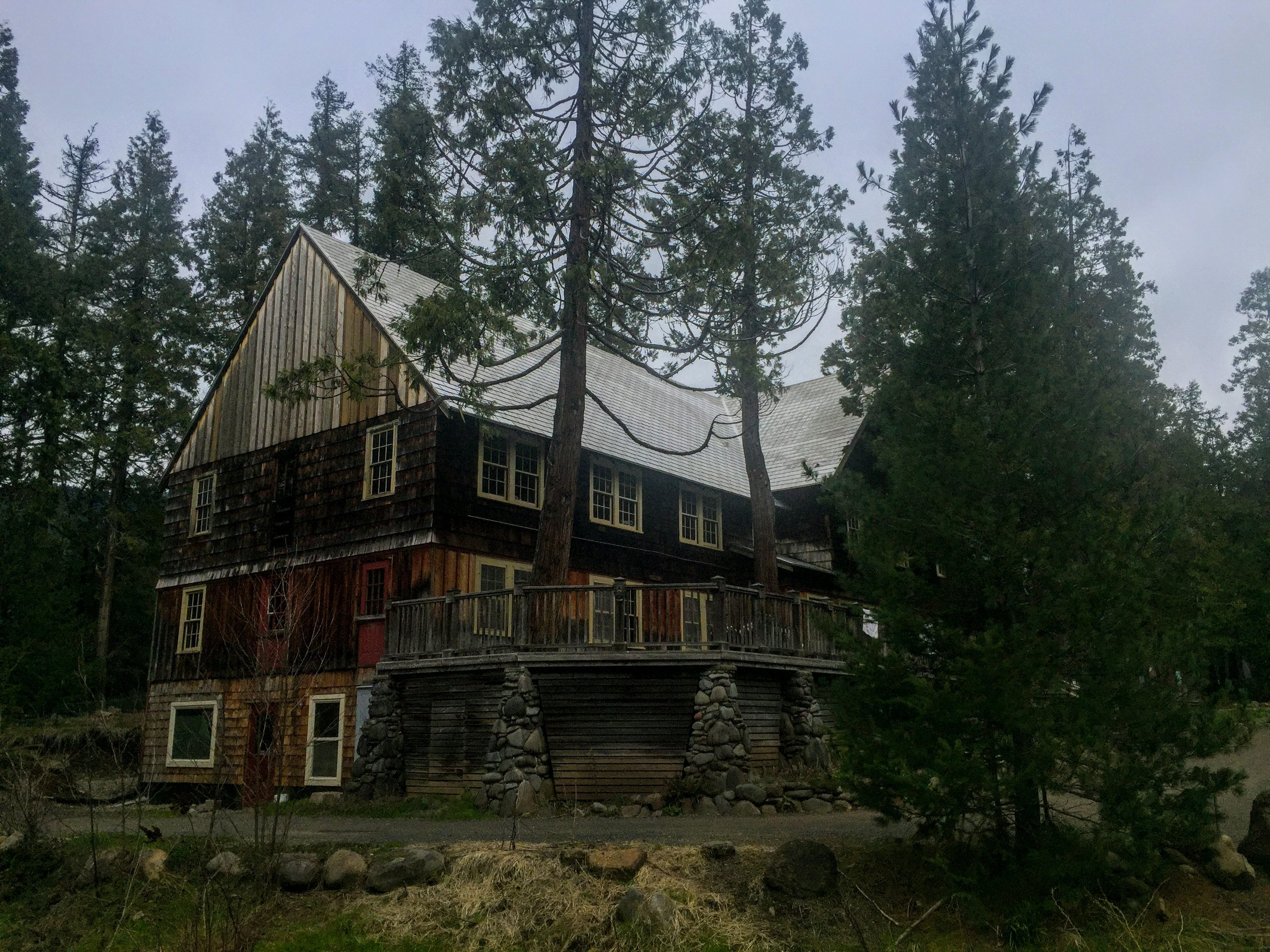 Breitenbush Lodge
