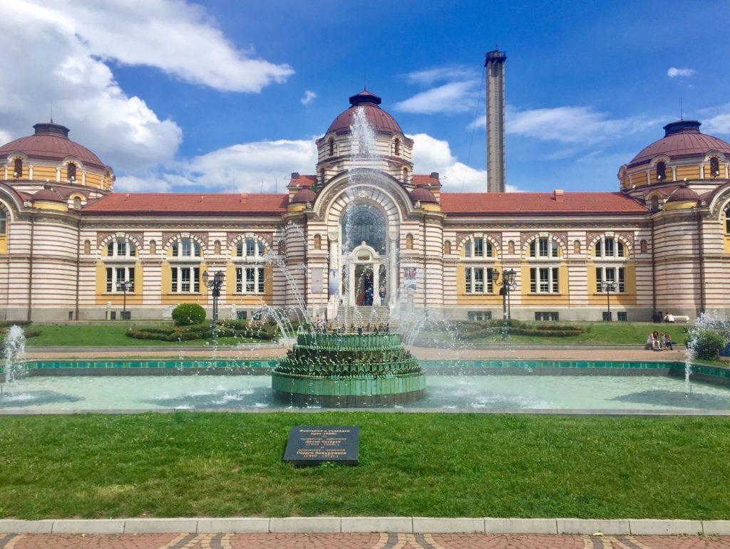 The Sofia Regional History Museum