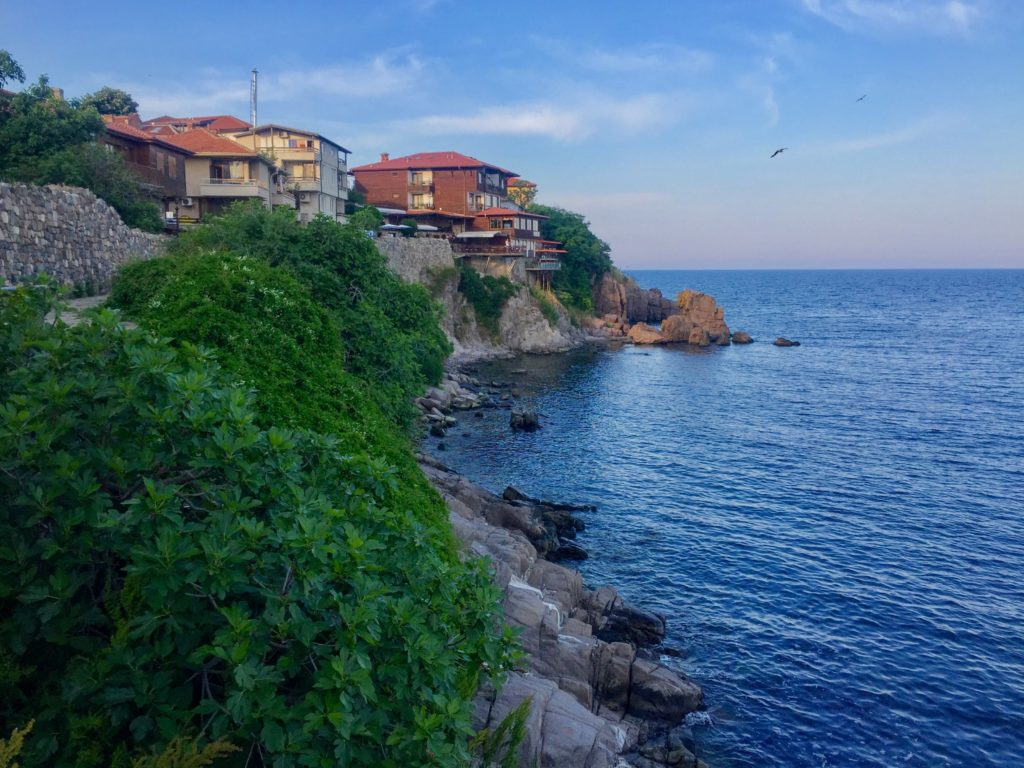 Sozopol Beach in Bulgaria