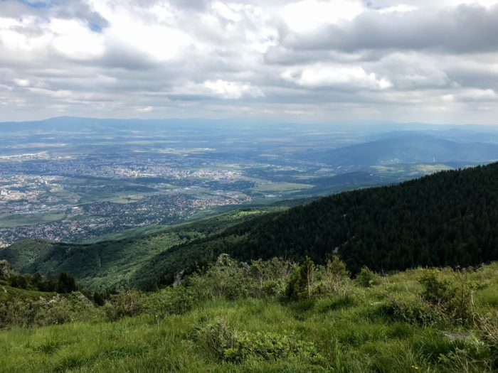 How to Hike to Kamen Del for a Panoramic View of Sofia
