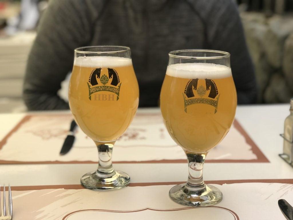 Riverside Brewery in Sofia, Bulgaria