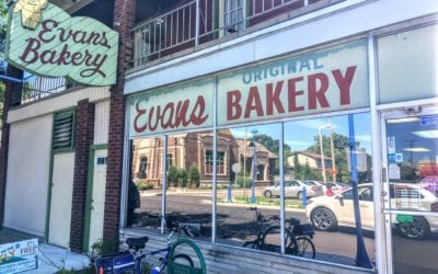 How to Ride the Dayton Donut Trail & Visit 7 Bakeries