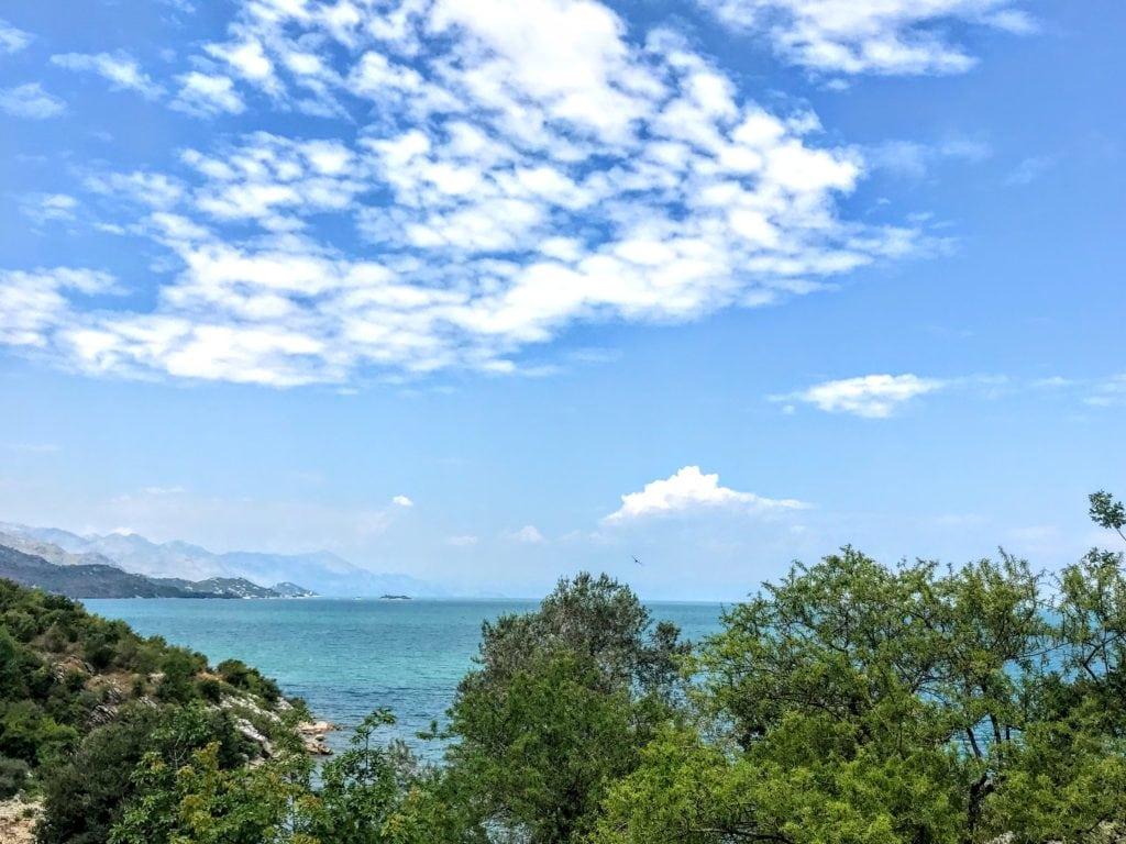Shkoder Lake, Albania