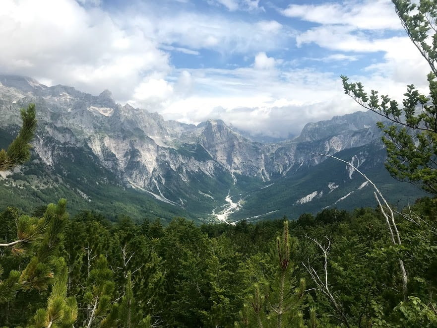 11 Photos of Hiking in Albania that Every Traveler Needs to See
