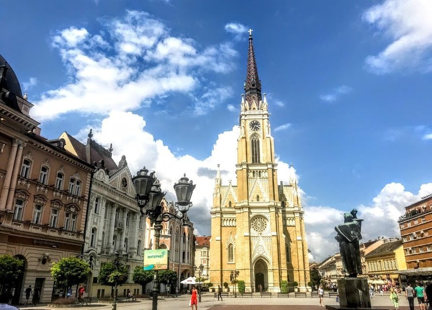 How to Visit Novi Sad on a Weekend Trip from Belgrade