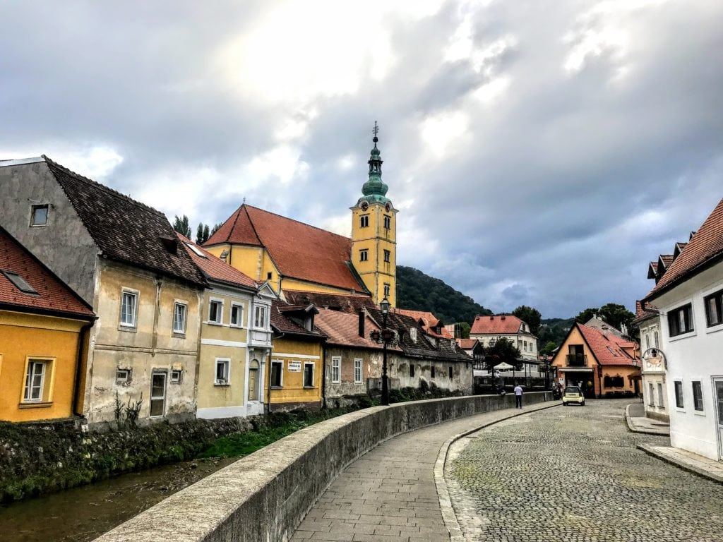 day trip to Samobor from Zagreb