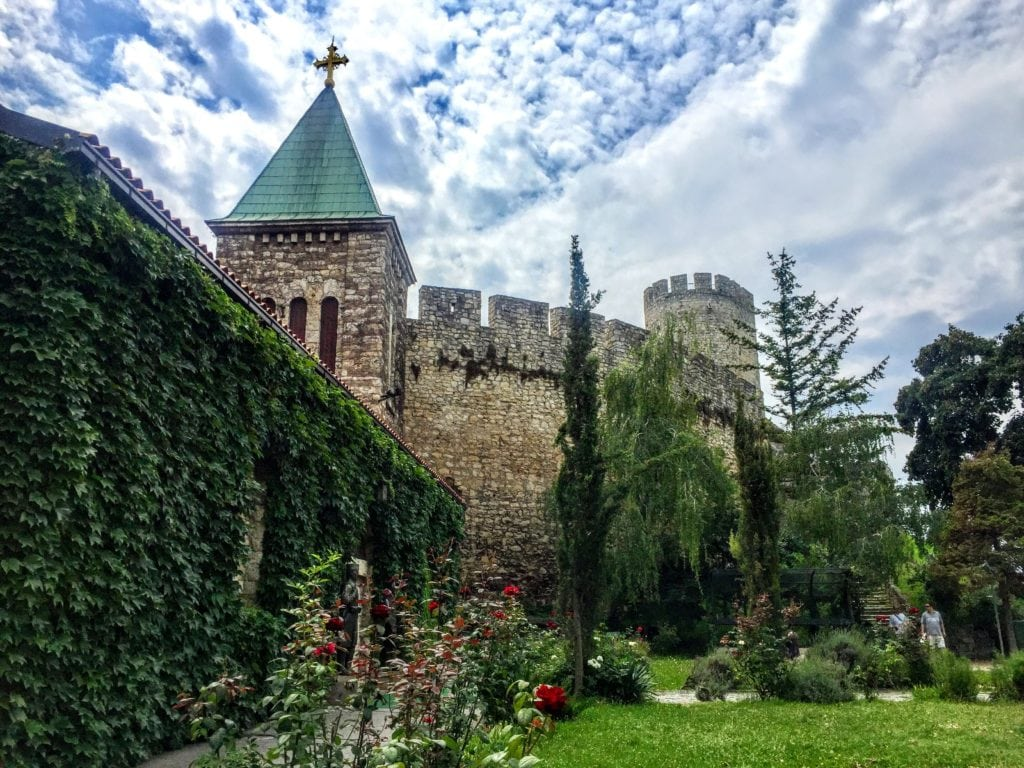 The Fortress is one of the best Instagram Spots in Belgrade