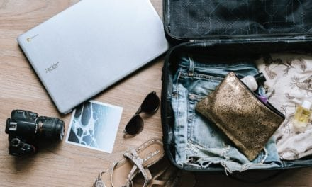 This Packing List for Long Term Travel Fits in a Carry On