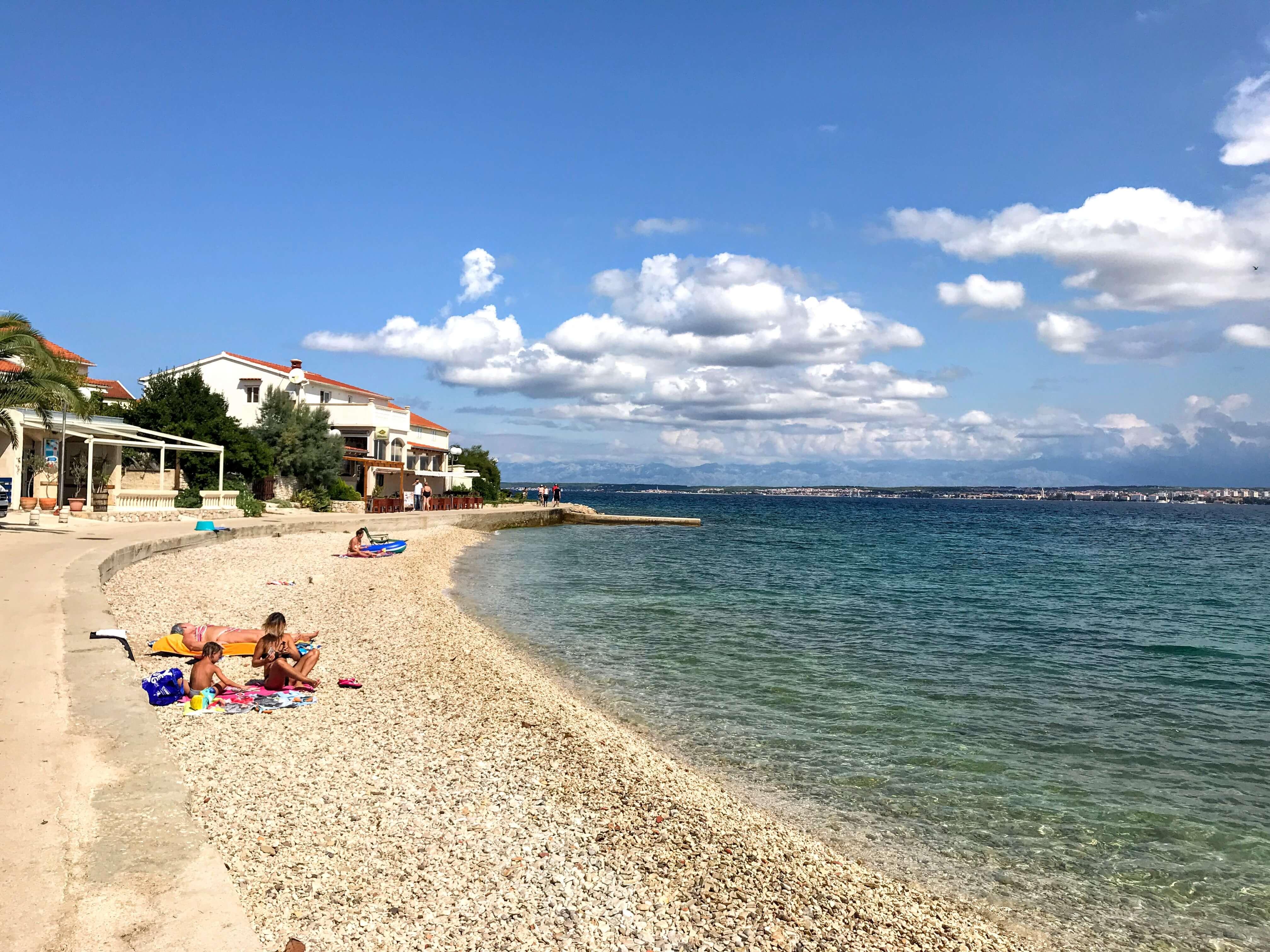 beaches in Preko