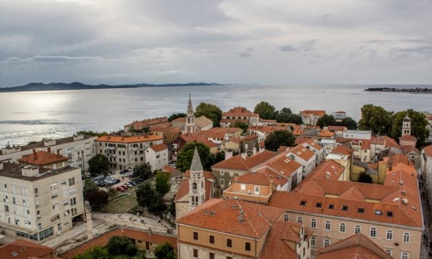 How to get from Zagreb to Zadar by Bus