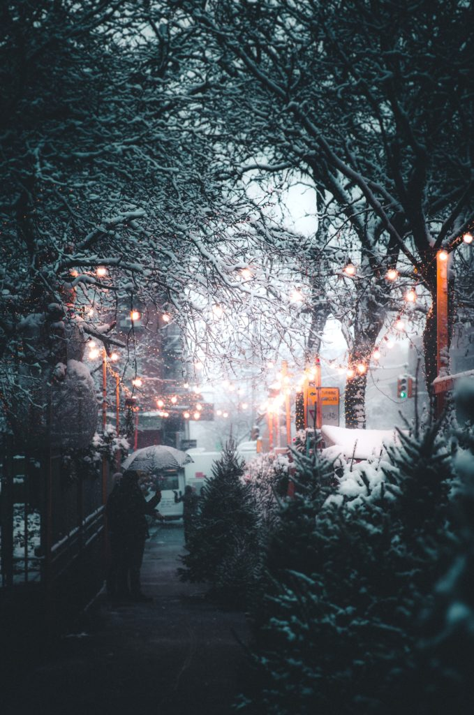 season hopping in the winter