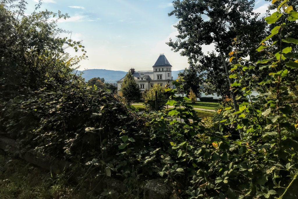 Dory Castle in Zebegeny
