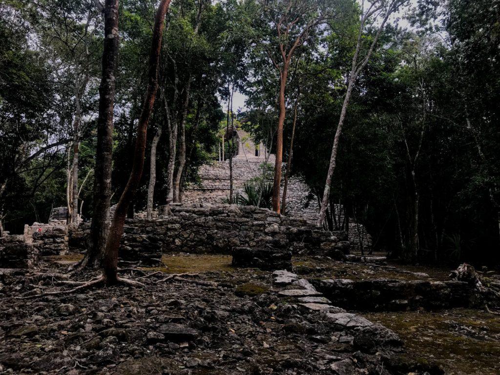 Coba Ruins in Tulum