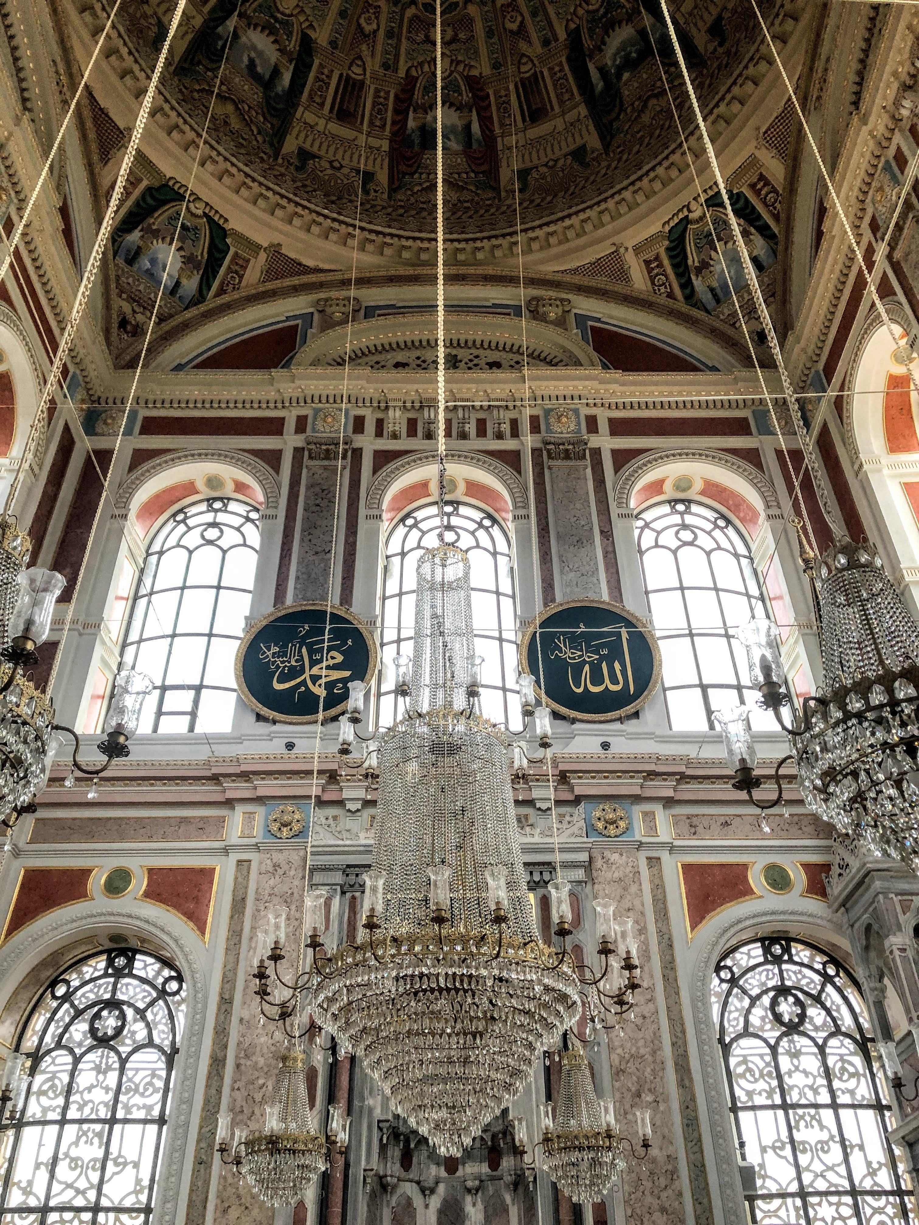 Ortakoy mosque in Istanbul