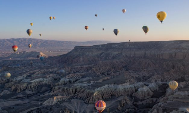 12 Cappadocia Pictures That'll Make You Book a Trip Right Now