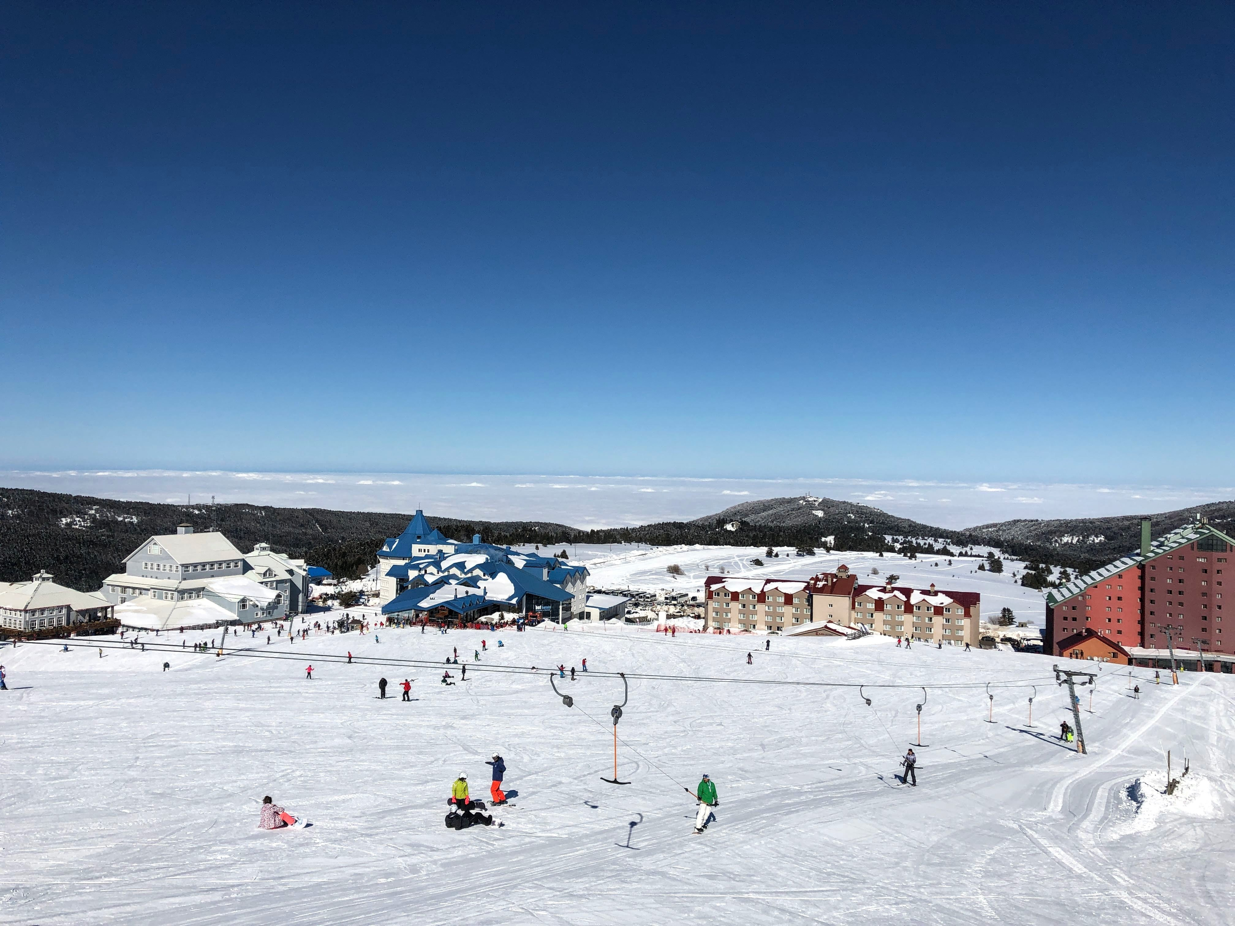 Uludag ski park