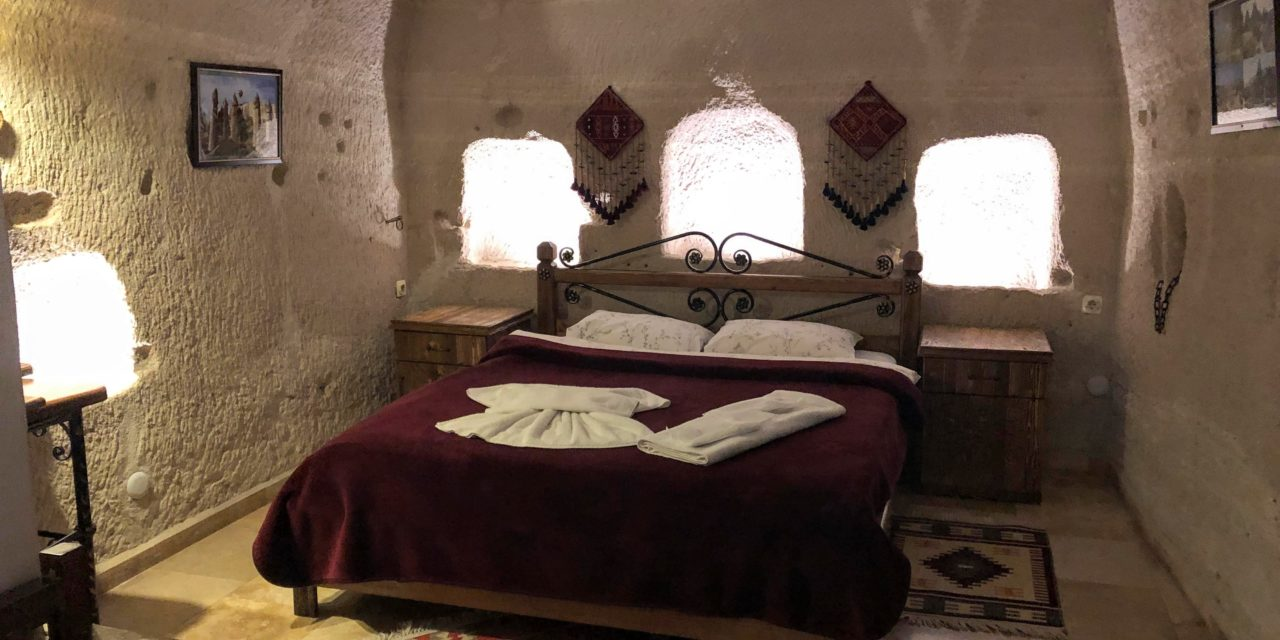 Best Cappadocia Cave Hotel: Anatolia Cave Pension