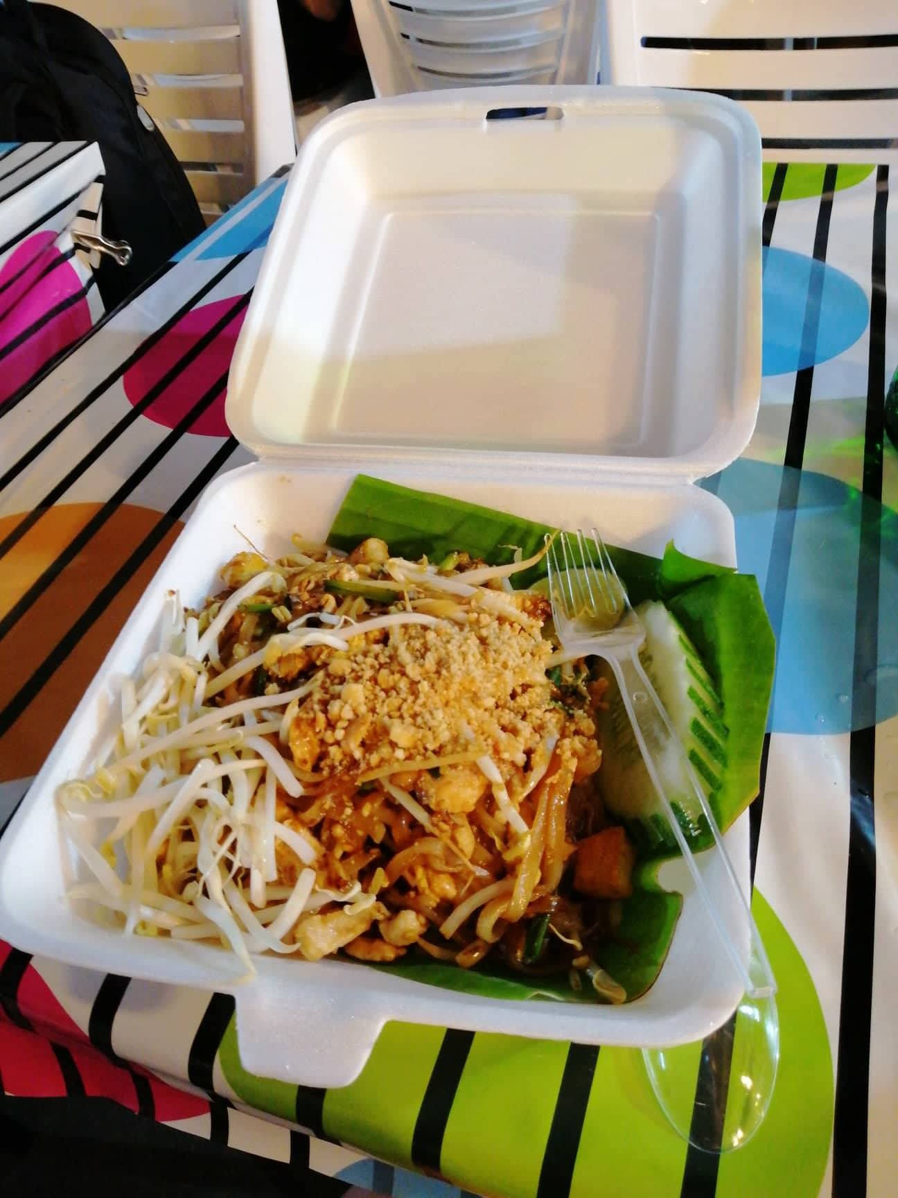 pad thai take out