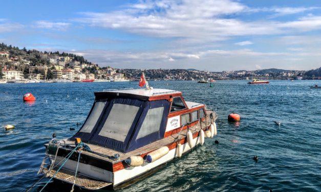 6 Things to do in Bebek, Istanbul