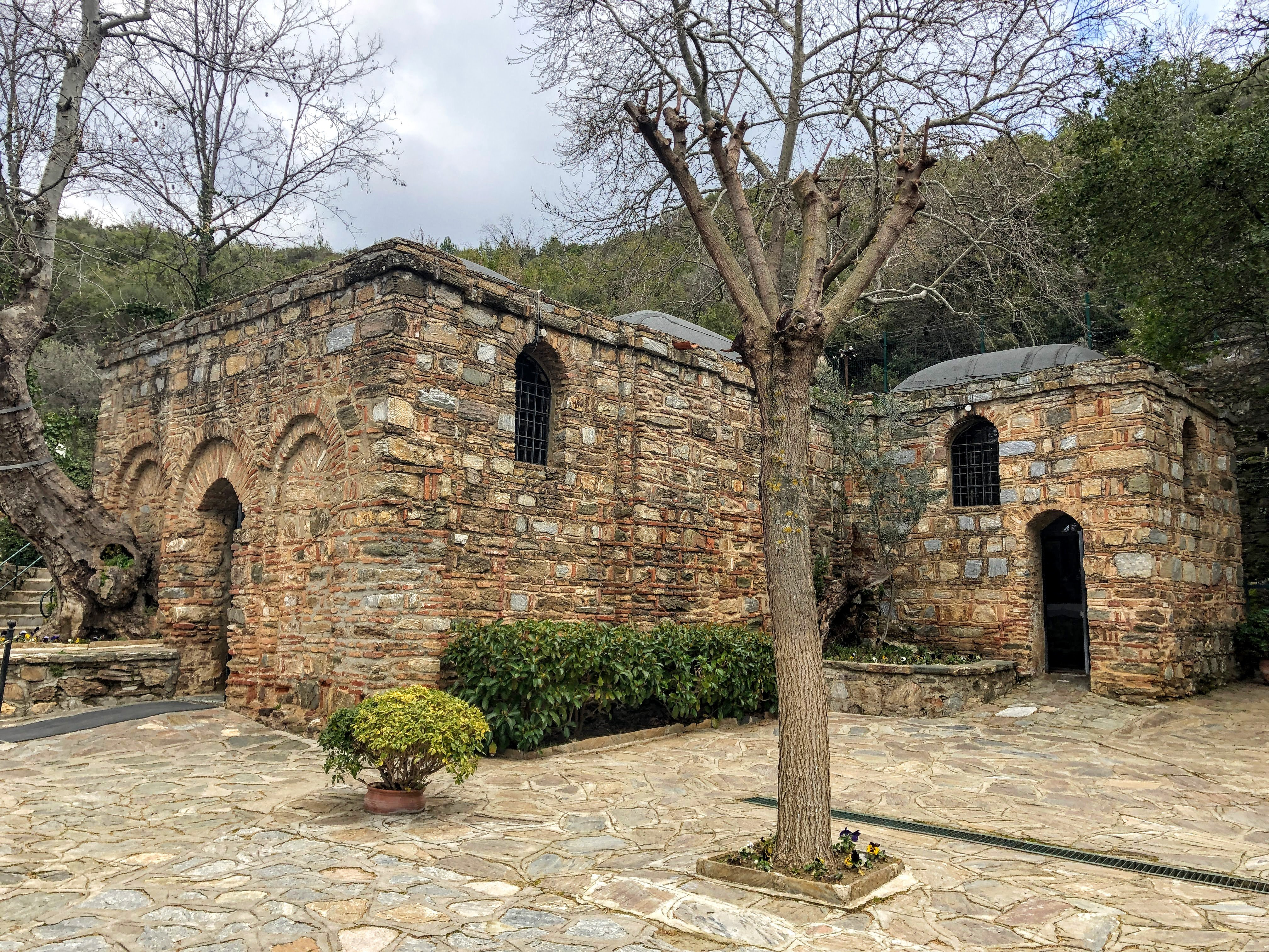How to Visit Mary's House in Ephesus - Slight North