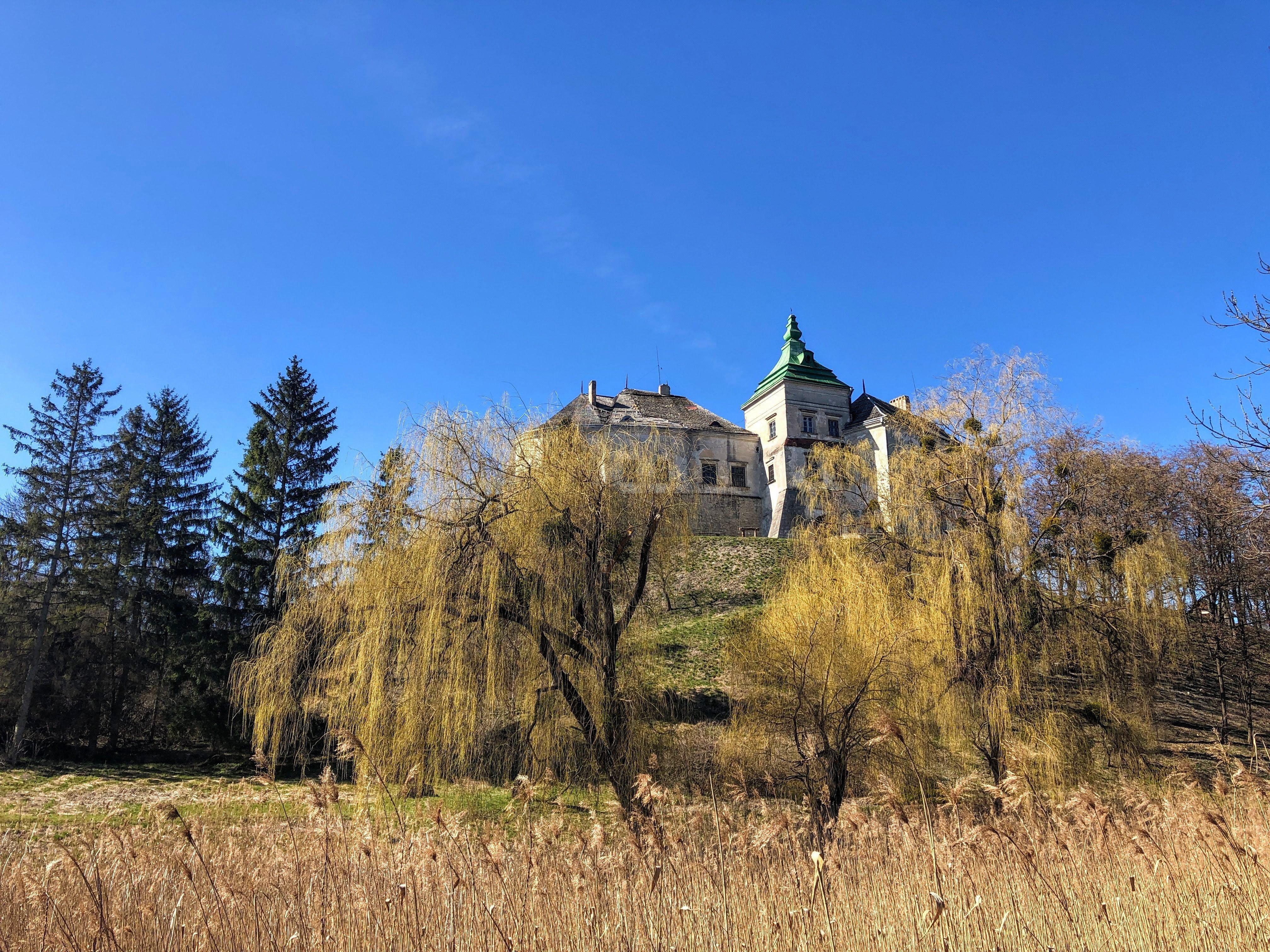 Olesko Castle near Lviv, Ukraine