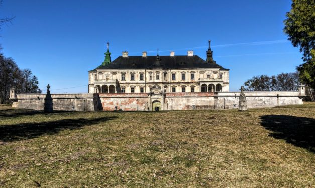 How to Visit 3 Castles Near Lviv in the Golden Horseshoe