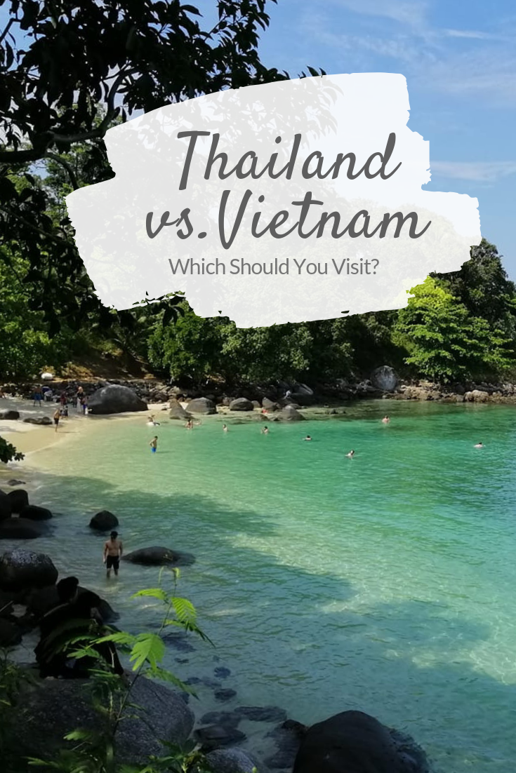 Thailand vs. Vietnam Pinterest pin