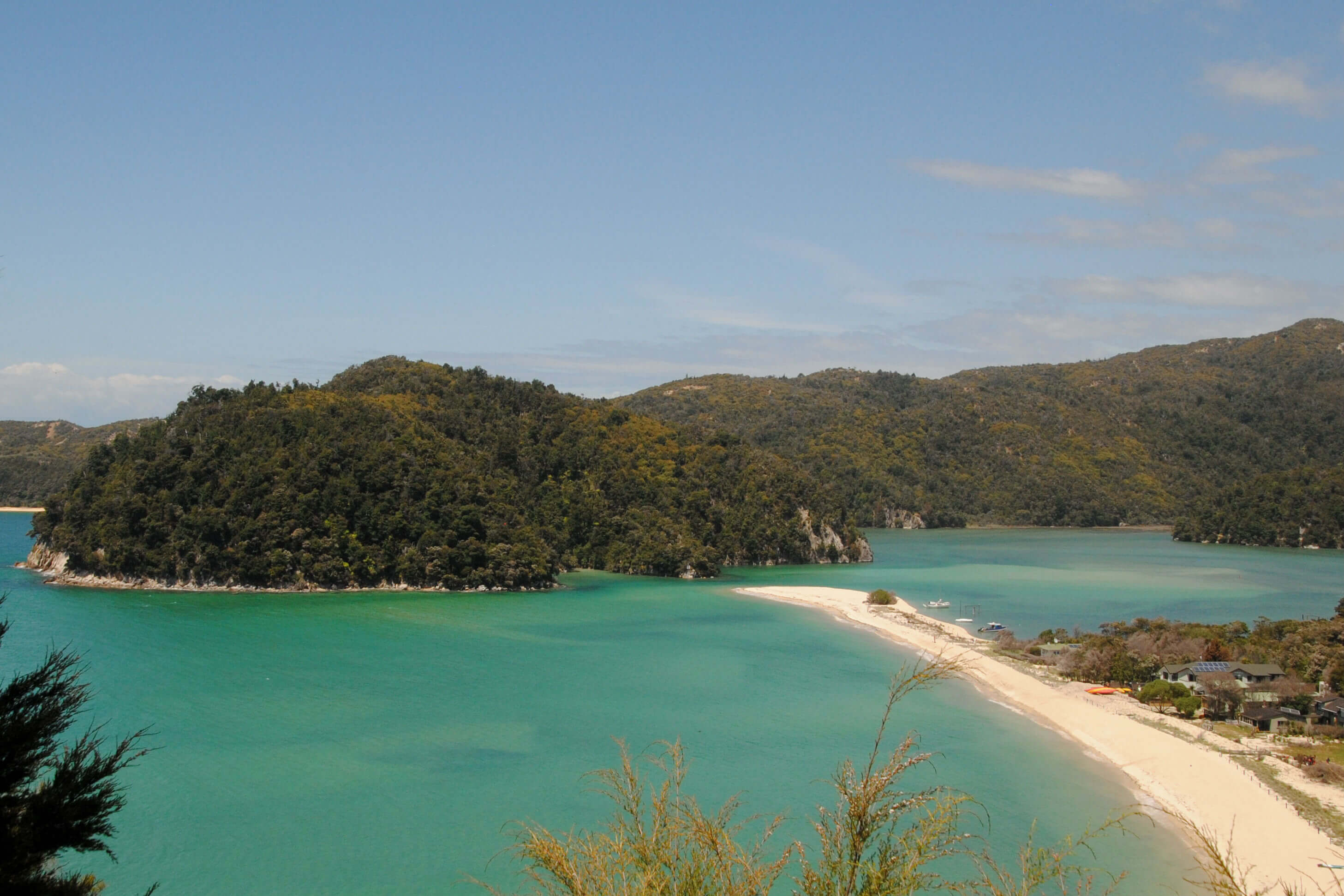 Torrent Bay in Abel Tasman National Park