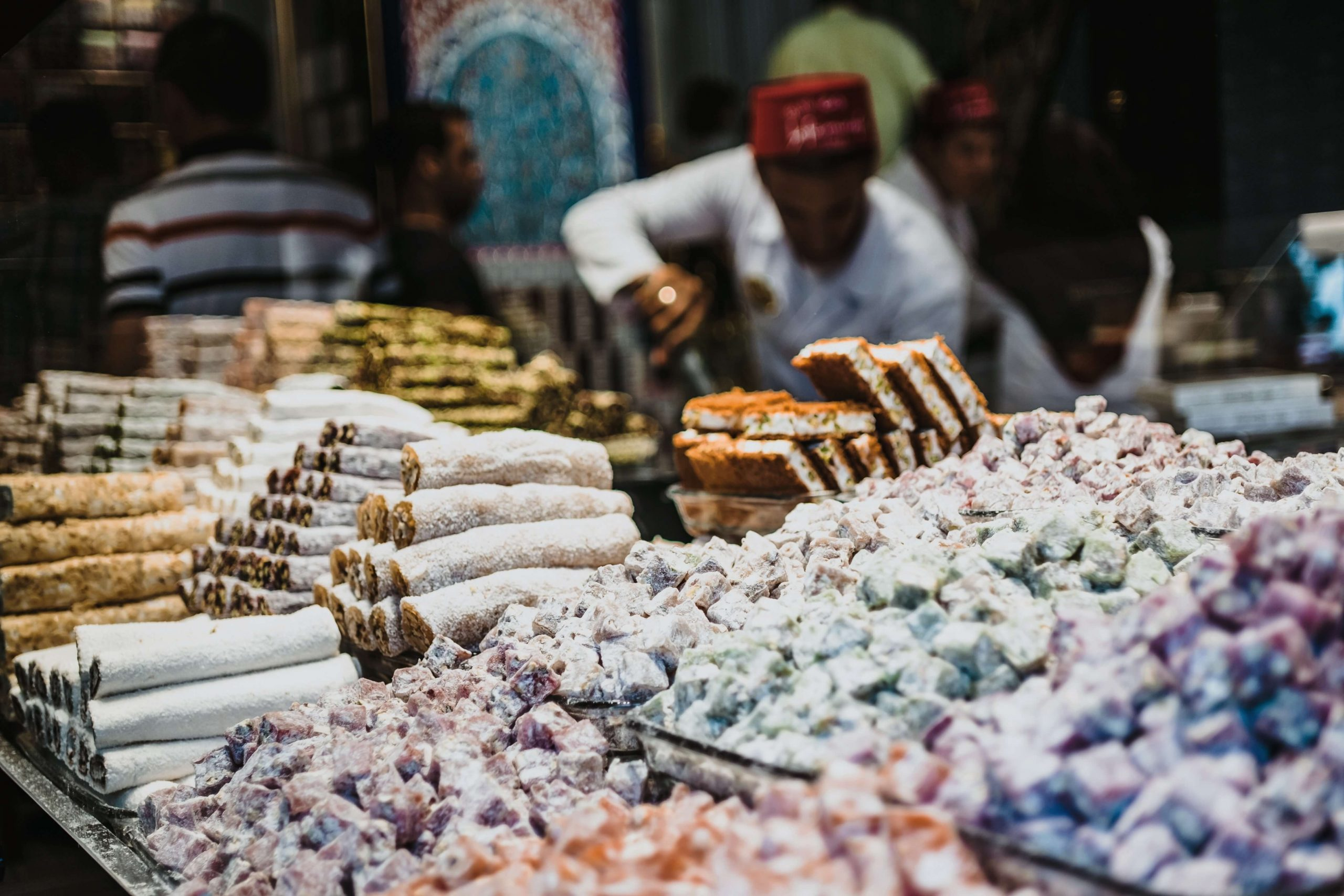 Turkish delight in Istanbul
