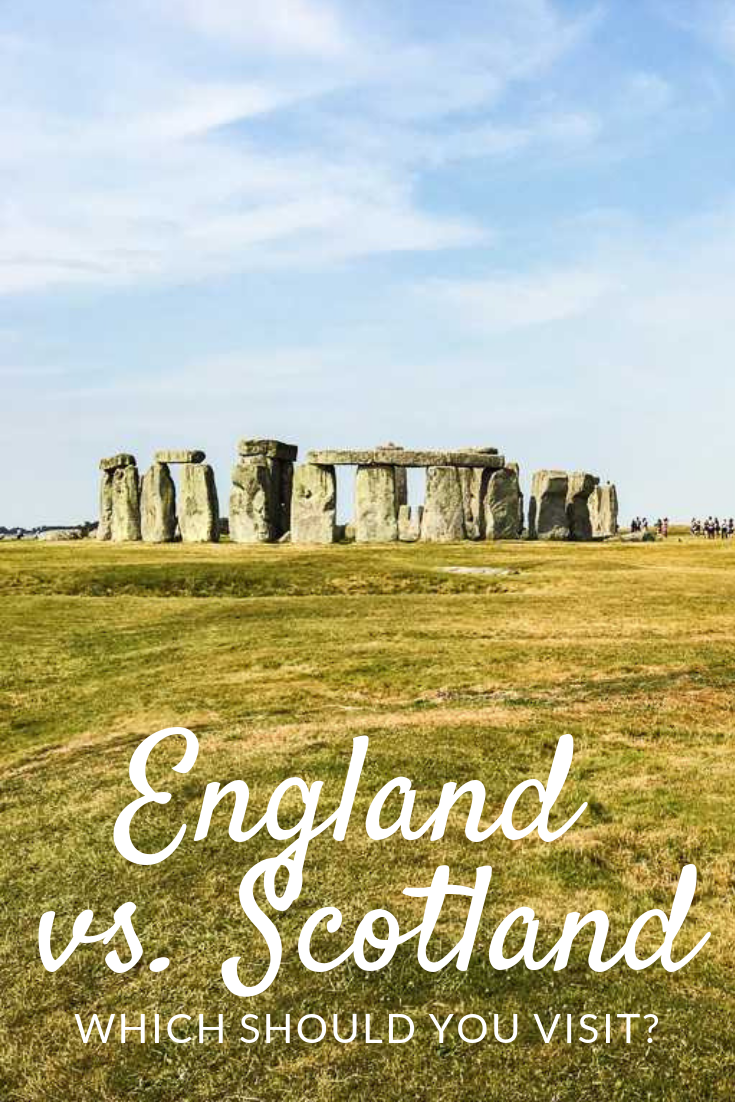 England vs. Scotland Pinterest pin