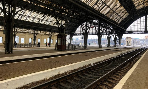 How to Get From Kiev to Lviv by Train or Plane